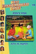 BSC - Jessi's Wish 1996 reprint cover