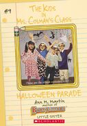 Kids Ms. Colmans Class 09 Halloween Parade ebook cover