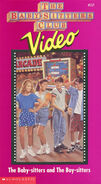 10 The Baby-sitters and The Boy-sitters BSC VHS 10 front GoodTimes
