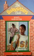 Baby-sitters Club 36 Jessis Babysitter UK cover
