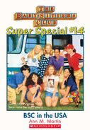 Super Special 14 Baby-Sitters Club in the USA ebook cover