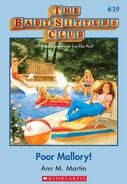 BSC 39 Poor Mallory ebook cover