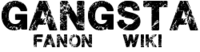 GANGSTAFanon wordmark