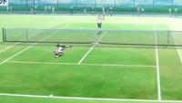 S1E6 Eiichiro being hit