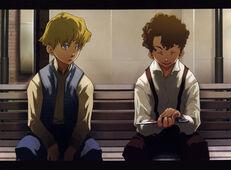 Conversation Brothers