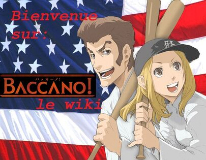 WELCOME TO BACCANO