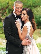 Ashley Hebert Wedding 1