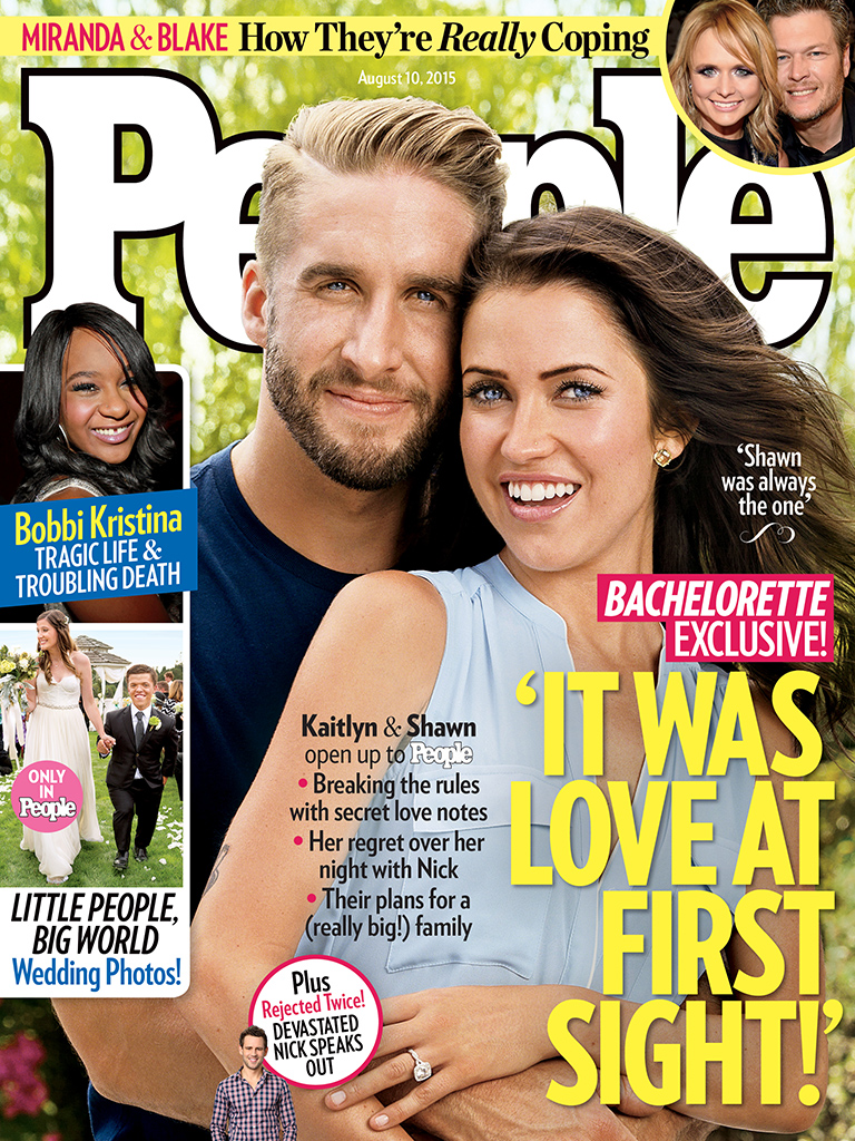 The Bachelorette Season 11 People Cover