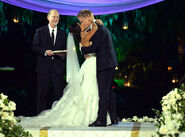 Sean Lowe Wedding