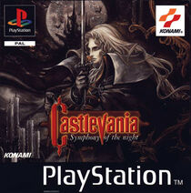 Symphony of the night cover