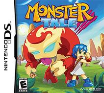 Monster Tale Coverart