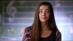 Bianca confessional season 1 episode 16
