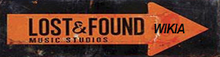 Lost & Found Music Studios Wikia logo
