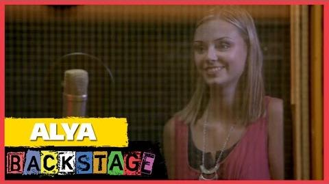 Meet Alya from Backstage