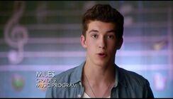 Miles confessional season 1 episode 9