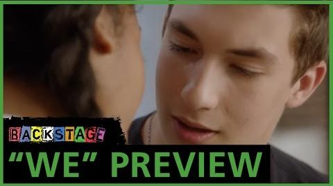 """Backstage - """"We"""" Preview"""