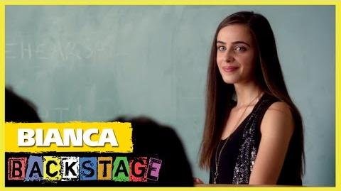 Meet Bianca from Backstage