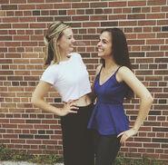 Alya and Bianca