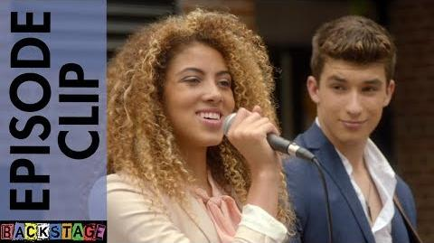 Backstage Season 2 Episode 14 Clip - Scarlett and Miles' CAMDA Party Duet