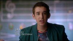 Jax confessional season 1 episode 2