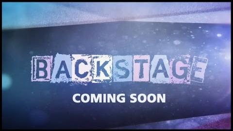 Backstage – Trailer