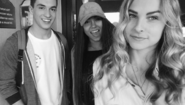 Josh, Devyn and Alyssa