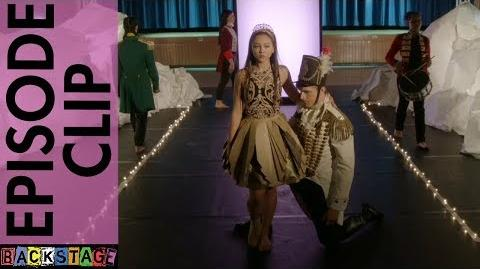 Backstage Season 2 Episode 19 Clip - Tin Soldier and Paper Princess Performance