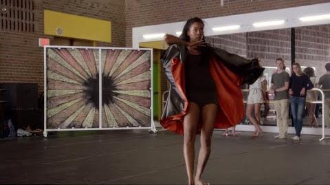 Backstage Episode 6 Extended Scene - Julie Dancing