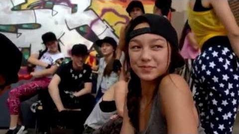 Backstage – Episode 11- Courtyard Hip-Hop Flash Mob