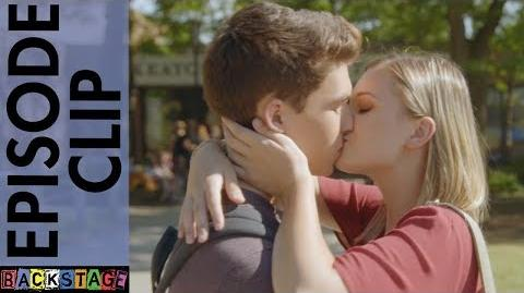 Backstage Season 2 Episode 30 Clip - Alya and Miles Get Back Together