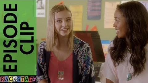 Backstage Season 2 Episode 16 Clip - Alya and Julie Become Friends