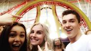 Devyn, Alyssa and Josh