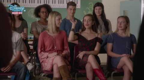 Backstage S02E01 And We're Back (Season 2 Episode 1)