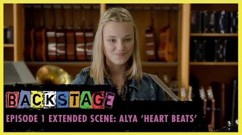 """Backstage - Extended Song """"Heartbeats"""""""