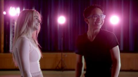 Backstage – Episode 5 Sasha and Carly Duet