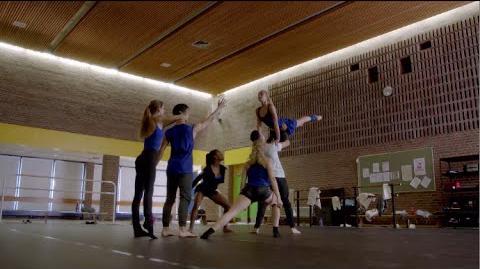 Backstage Episode 4 Extended Scene - Prima Dance
