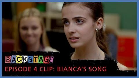 Backstage – Episode 4 Bianca's Song