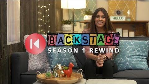 Backstage Season 1 Rewind