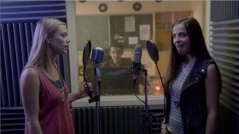 "Backstage Episode 21 Extended Scene - Alya and Bianca Sing ""Everything's Alright"""