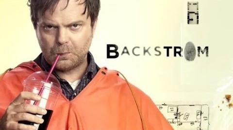 BACKSTROM - New FOX Series TRAILER HD