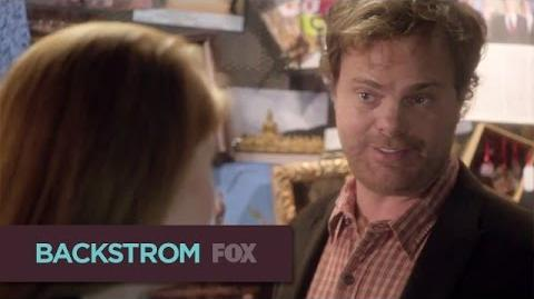 Undeniable BACKSTROM FOX BROADCASTING
