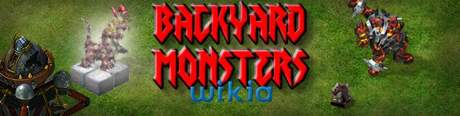Backyard Monsters Wiki | FANDOM powered by Wikia