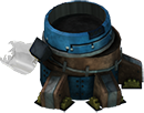 Outpost Defender 1 Destroyed