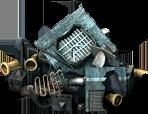 Champion Chamber destroyed