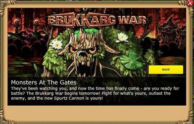 Brukkarg War