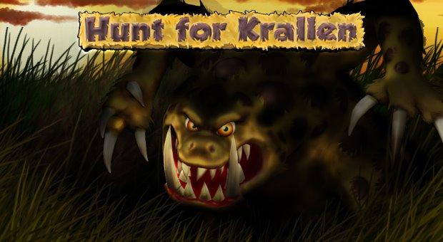 Hunt for Krallen Cover 2