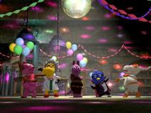 La danza de los monstruos infobox