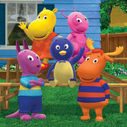 Los-backyardigans