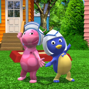 Os Backyardigans Enciclopedia Backyardigans Fandom