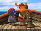 Sinbad navega solo